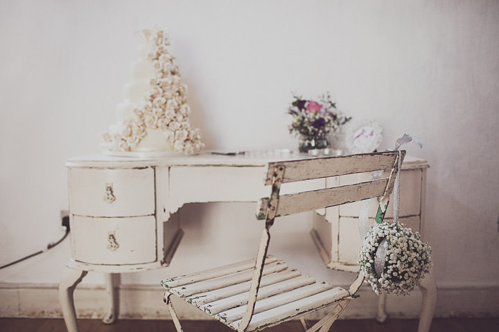 42 Vintage Glam Wedding in North Wales By Anna Hardy