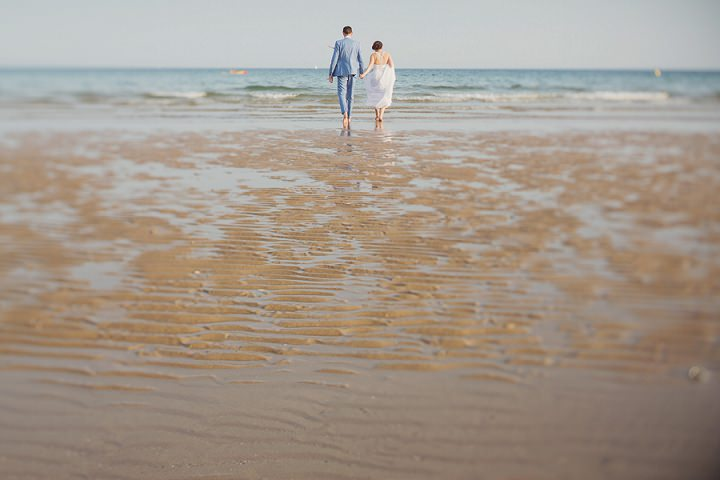 43 Beach Wedding in Bournemouth By Cotton Candy