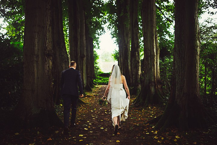 43 Garden Wedding at Gibberd Garden in Essex By Babb Photos