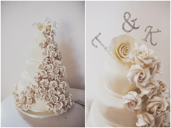 43 Vintage Glam Wedding in North Wales By Anna Hardy