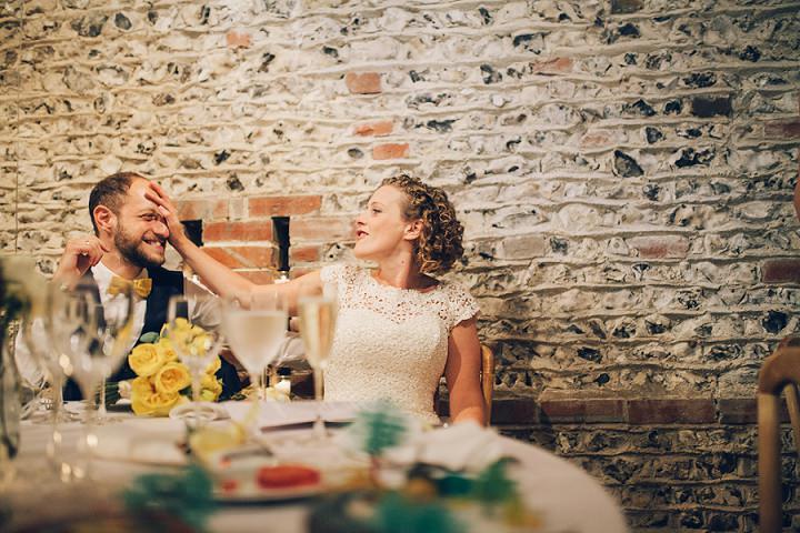 44 Beautiful Barn Wedding in West Sussex By Dan Corbett
