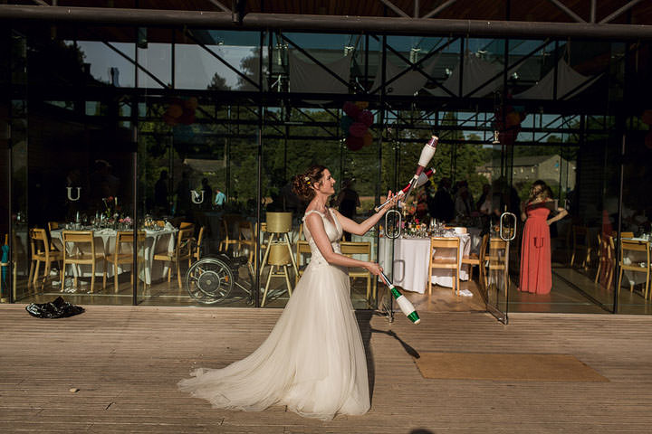 44 DIY Wedding at Utopia in Yorkshire By Paul Joseph Photography