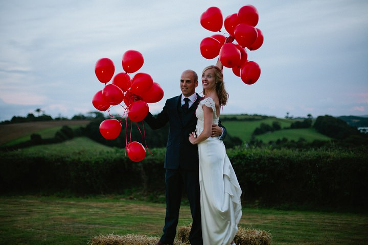 44 Rustic Cornish Wedding By Lucy Turnbull