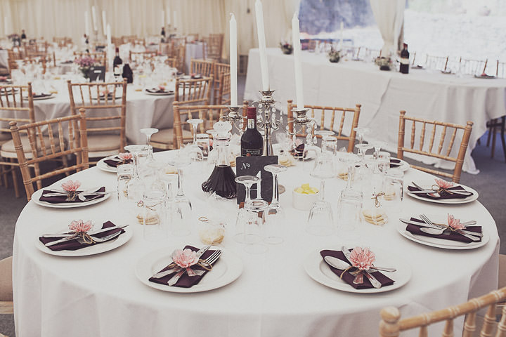 44 Vintage Glam Wedding in North Wales By Anna Hardy