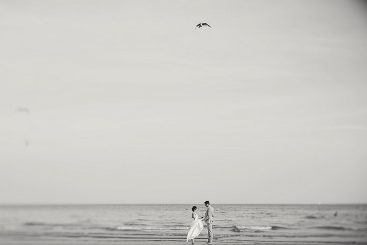 45 Beach Wedding in Bournemouth By Cotton Candy