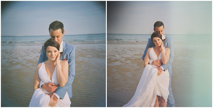 46 Beach Wedding in Bournemouth By Cotton Candy