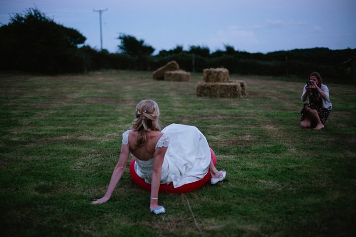 46 Rustic Cornish Wedding By Lucy Turnbull