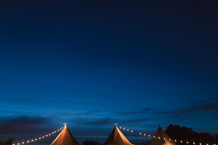 47 Tipi Wedding in Somerset By Ben Higgins
