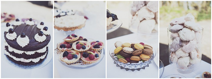 48 Vintage Glam Wedding in North Wales By Anna Hardy
