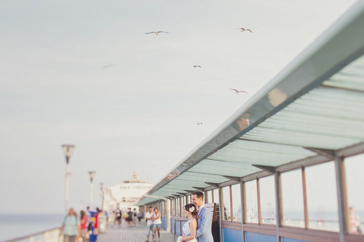 49 Beach Wedding in Bournemouth By Cotton Candy