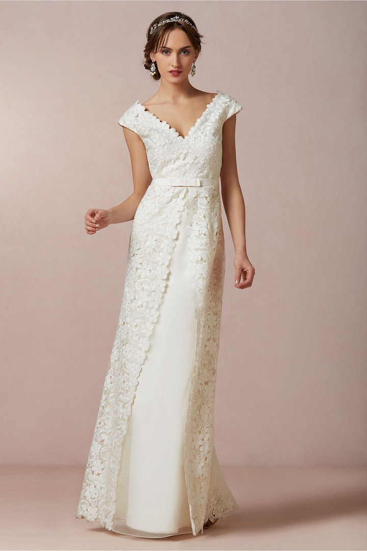 Bridal Style: BHLDN Spring 2014 Collection - Boho Weddings For the ...