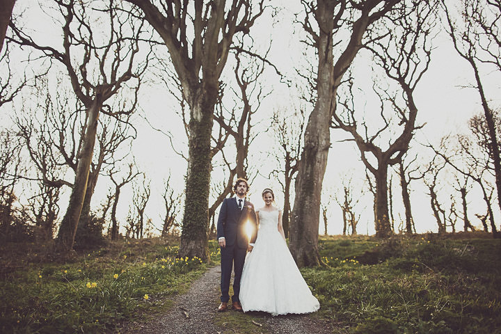 51 Vintage Glam Wedding in North Wales By Anna Hardy