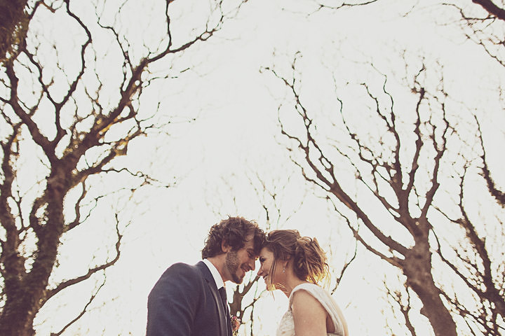 53 Vintage Glam Wedding in North Wales By Anna Hardy