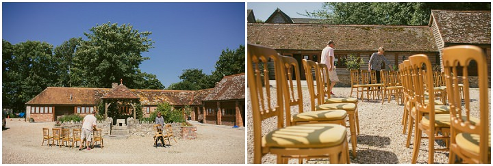 6 Sunny Countryside Barn Wedding By Paul Underhill