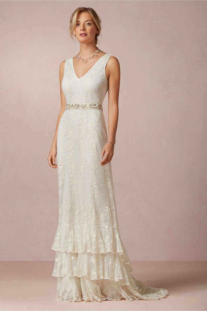 Bridal Style: BHLDN Spring 2014 Collection | Boho Weddings For the ...