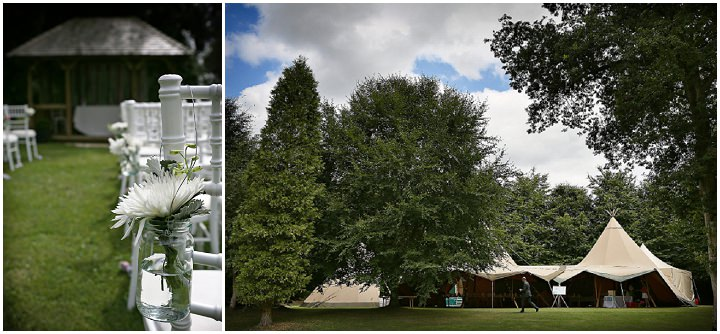 7 Outdoor Tipi Wedding at Bittenham Springs in the Cotswolds