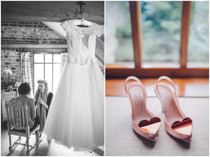 8 Beautiful Barn Wedding in West Sussex By Dan Corbett