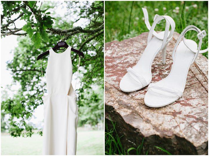 8 Devon Wedding With A Stella McCartney Wedding Dress By Ana Lui