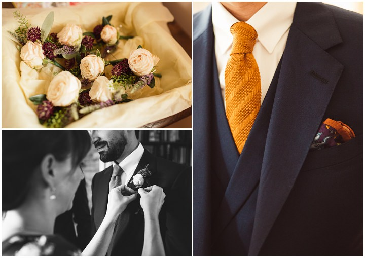 9 Tipi Wedding in Somerset By Ben Higgins