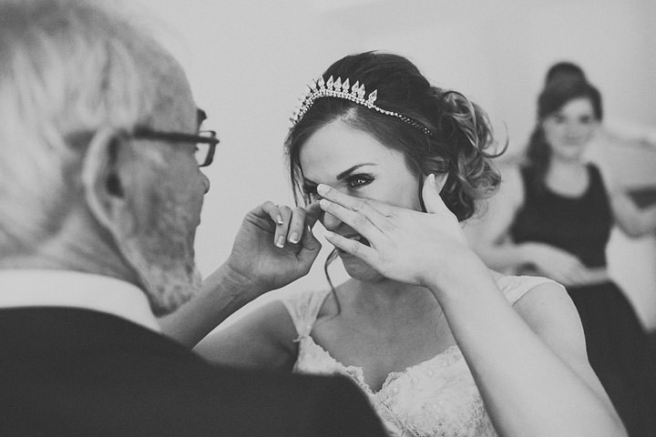 9 Vintage Glam Wedding in North Wales By Anna Hardy