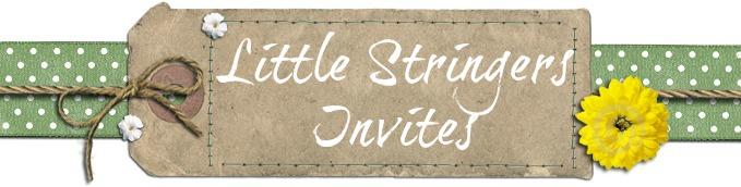 Little Stringers Invites