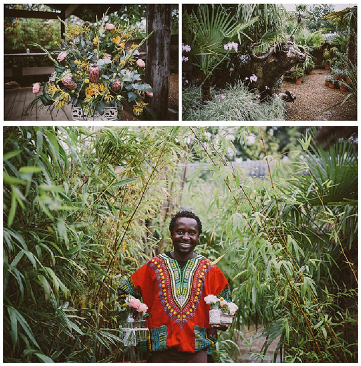 11 African Themed Wedding at Akamba in Solihull by Rebecca Goddard