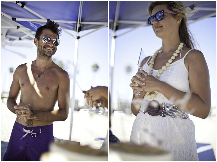 11 Simple Laid Back Beach Wedding By Jaqueline Patton