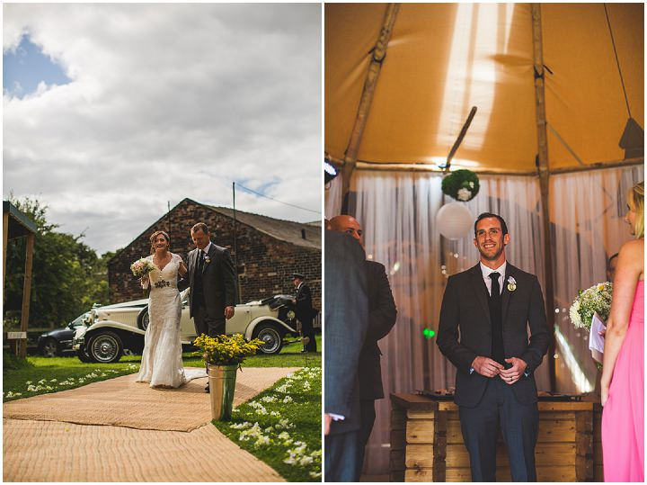 14 Festival Chic Wedding in Leeds By S6 Photography