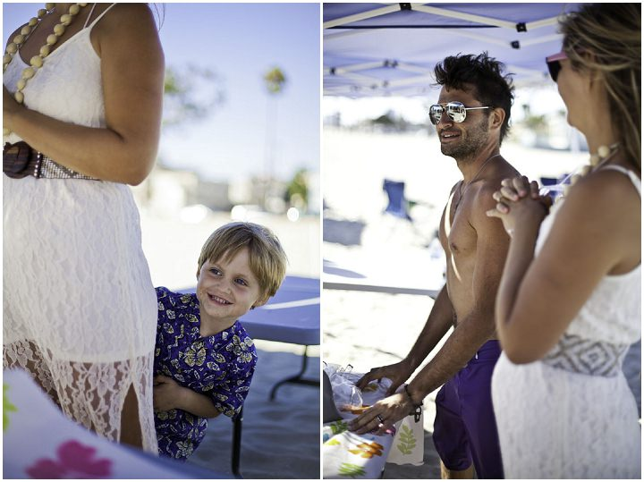 14 Simple Laid Back Beach Wedding By Jaqueline Patton