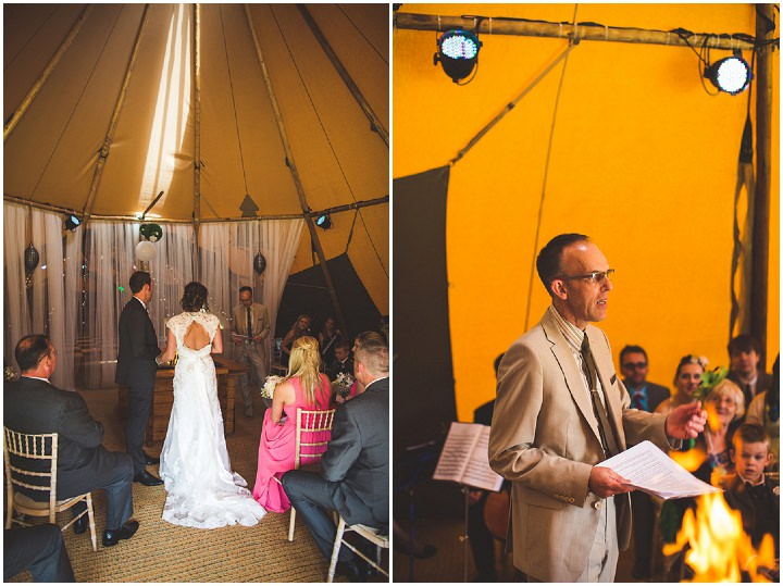 16 Festival Chic Wedding in Leeds By S6 Photography