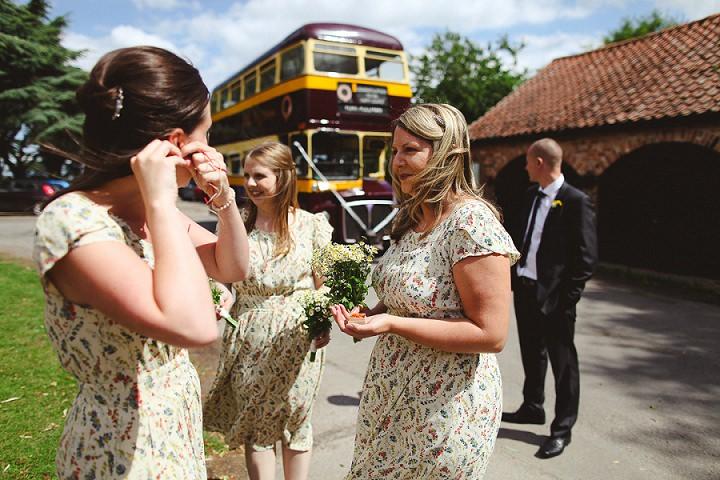 Haxby Village Hall wedding York
