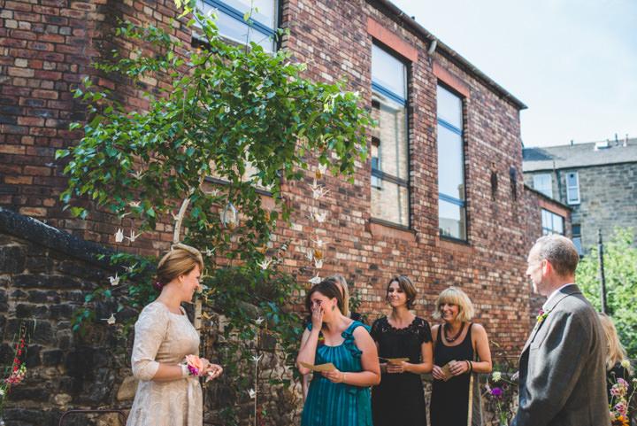 17 Urban Edinburgh Humanist Ceremony by Photos by Zoe