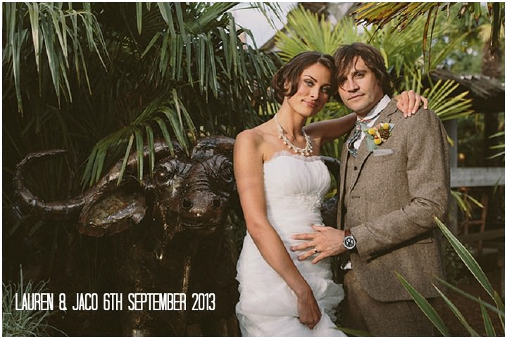 2 African Themed Wedding at Akamba in Solihull by Rebecca Goddard