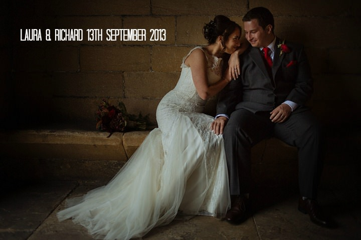 Laura & richard wedding at East riddlesden Hall  by Toast of Leeds Photography