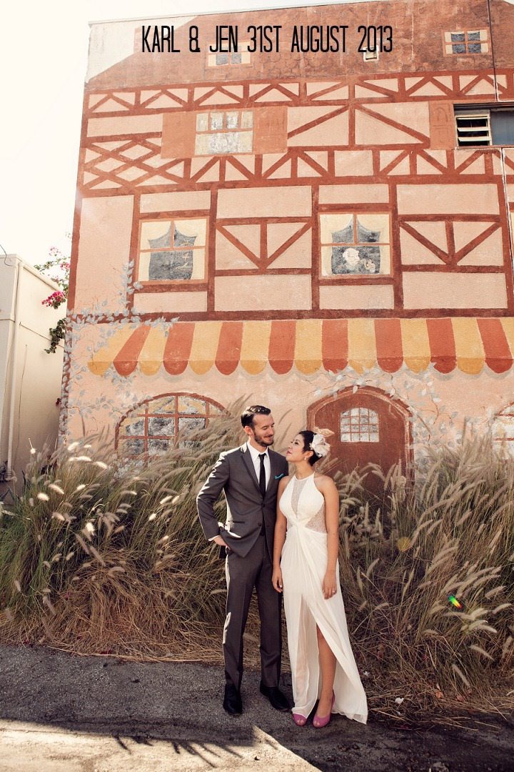 2 DIY California Wedding By Maggie Zulovic