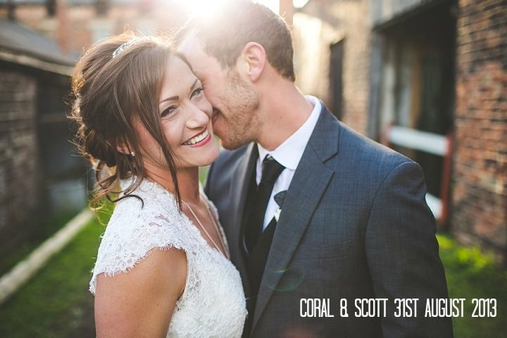 Coral and Scott's Festival Chic Totally Awesome Wedding. By S6 Photography
