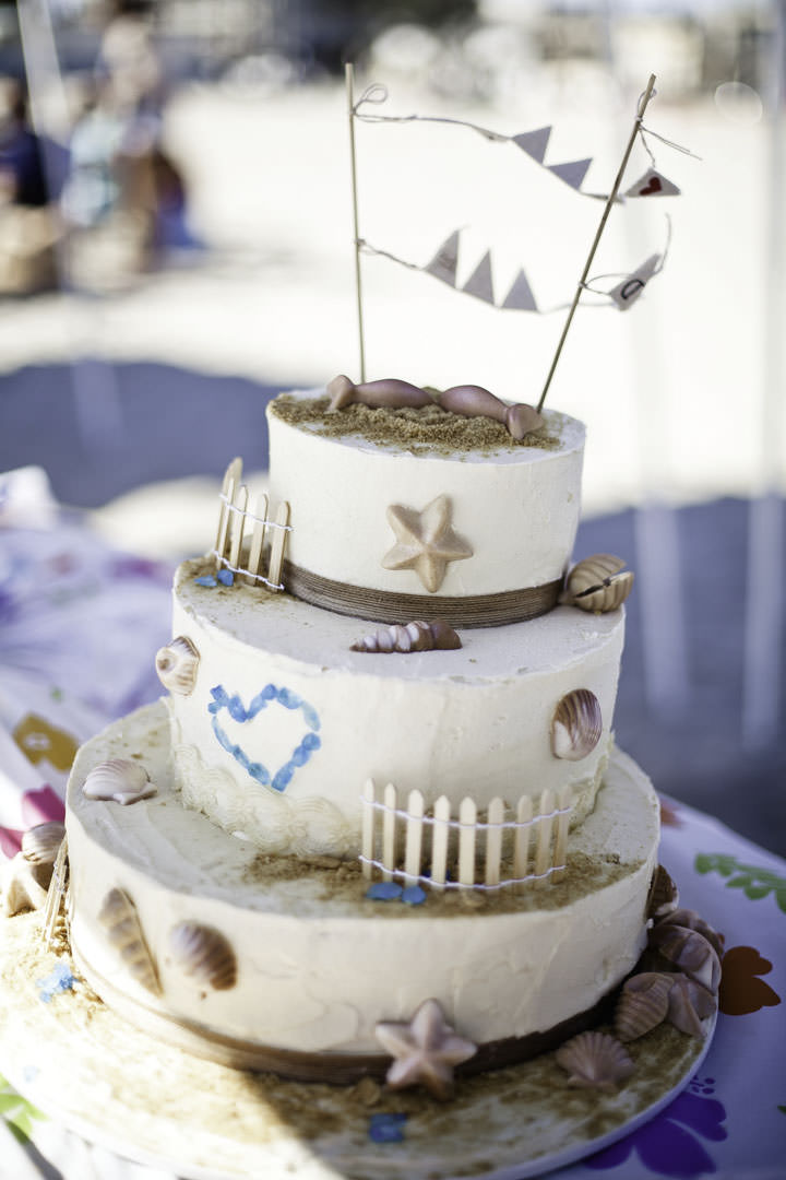 2 Simple Laid Back Beach Wedding By Jaqueline Patton
