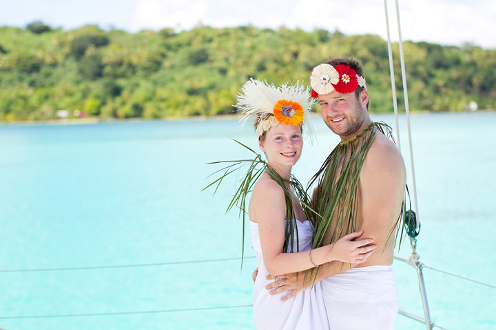 21 2 people 1 Life - Wedding 44 in Bora Bora
