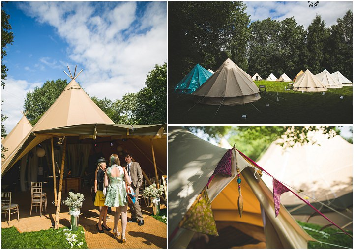 21 Festival Chic Wedding in Leeds By S6 Photography