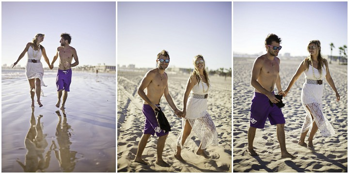 21 Simple Laid Back Beach Wedding By Jaqueline Patton