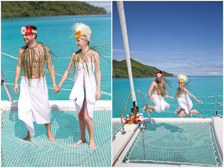 22 2 people 1 Life - Wedding 44 in Bora Bora