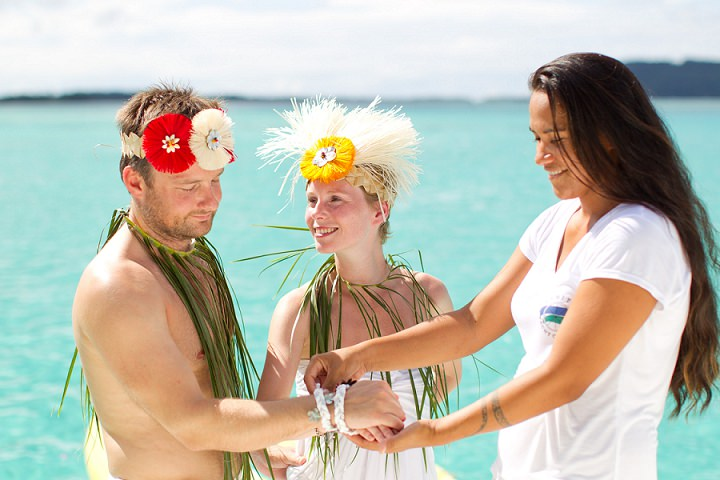 23 2 people 1 Life - Wedding 44 in Bora Bora