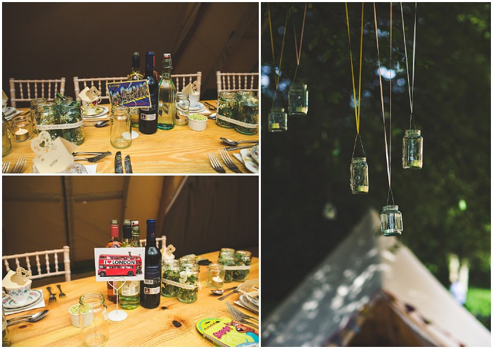24 Festival Chic Wedding in Leeds By S6 Photography