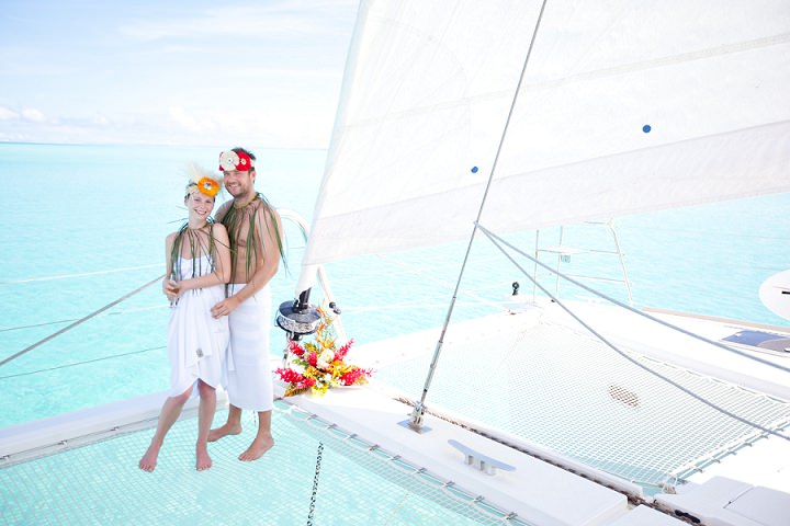 25 2 people 1 Life - Wedding 44 in Bora Bora