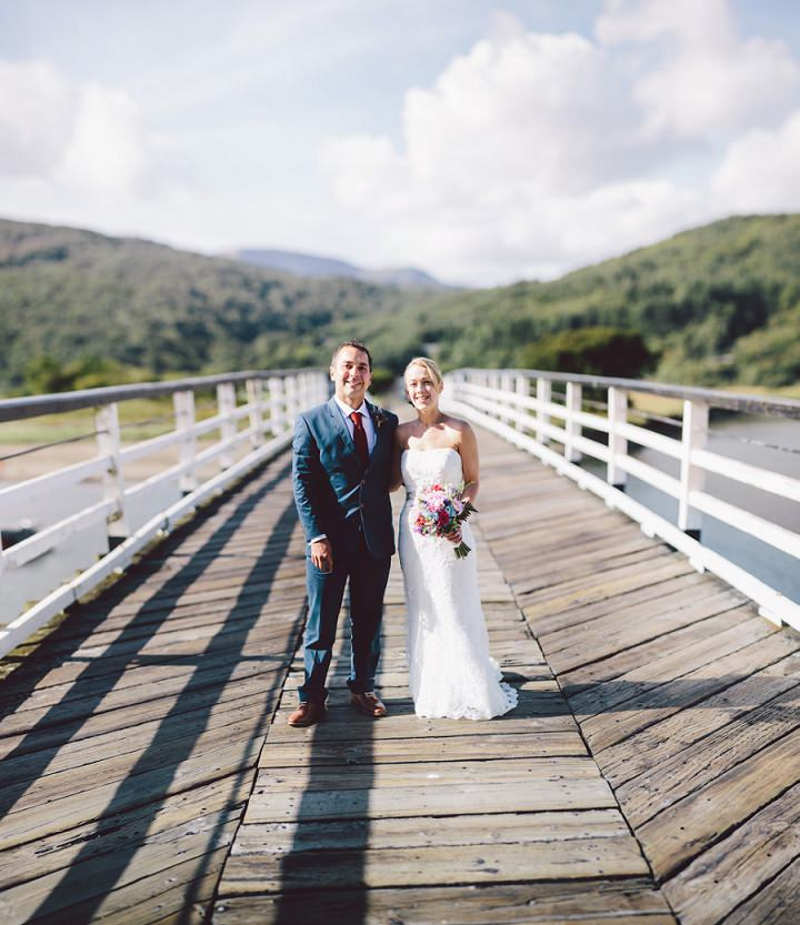 25 Weekend Long Snowdonia Wedding By Mike Plunkett