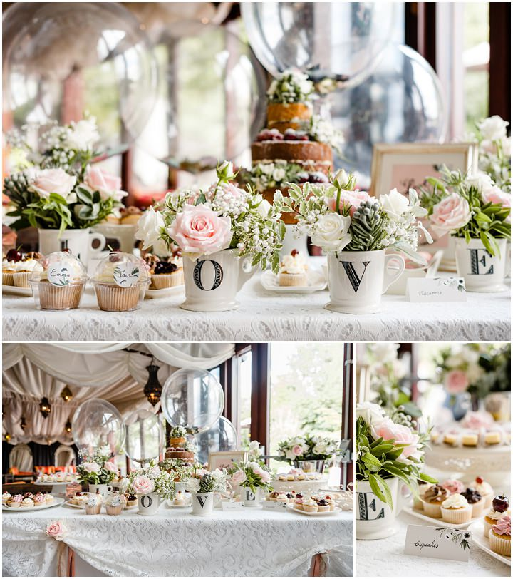 Wedding Dessert Table: Dessert Tables And Sweetie Tables