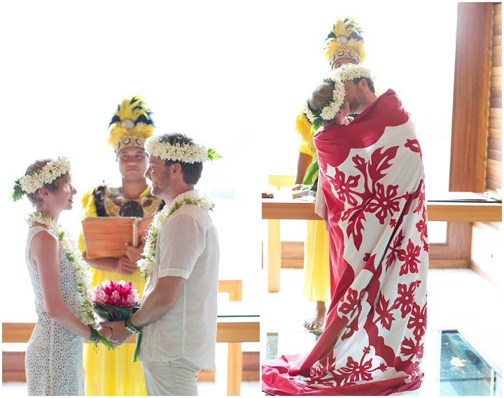 27 2 people 1 Life - Wedding 44 in Bora Bora