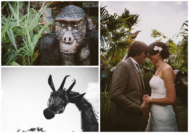 28 African Themed Wedding at Akamba in Solihull by Rebecca Goddard