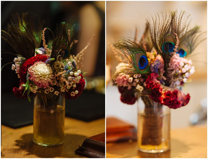 Wedding Flowers Packages Leeds : Laura and richard s whisky loving autumnal wedding by