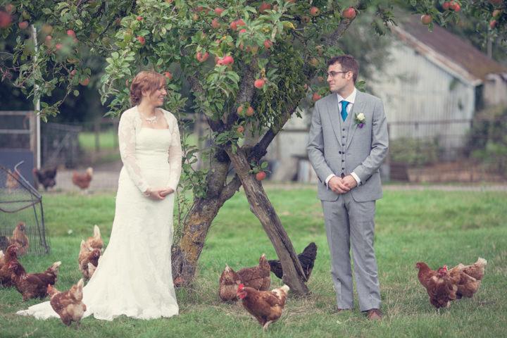 33 DIY Rustic Farm Wedding in Wiltshire by Belinda McCarthy